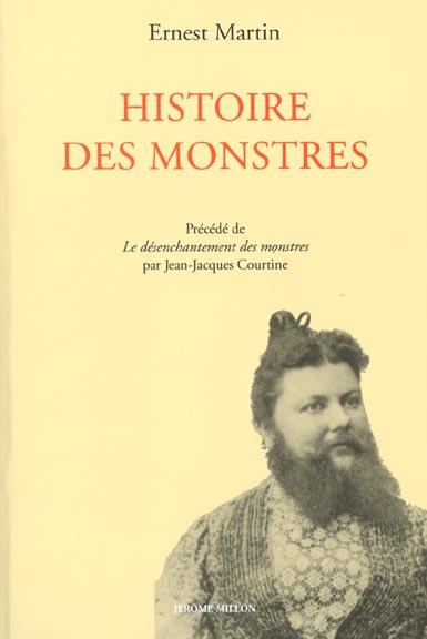 Histoire des monstres