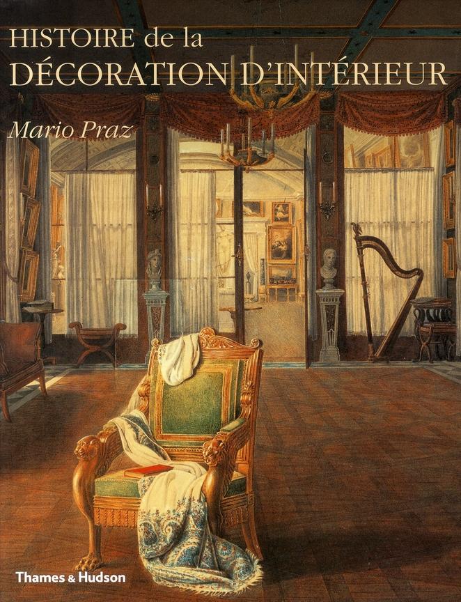 Histoire De La Decoration D'Interieur