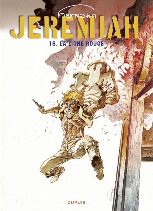 Jeremiah - tome 16 - La ligne rouge  - Hermann