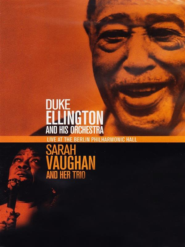 live at the Berlin Philharmonic Hall - Duke Ellington & Sarah Vaughan