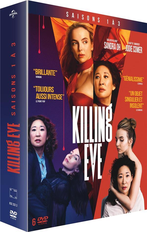 Killing Eve - Saisons 1 à 3
