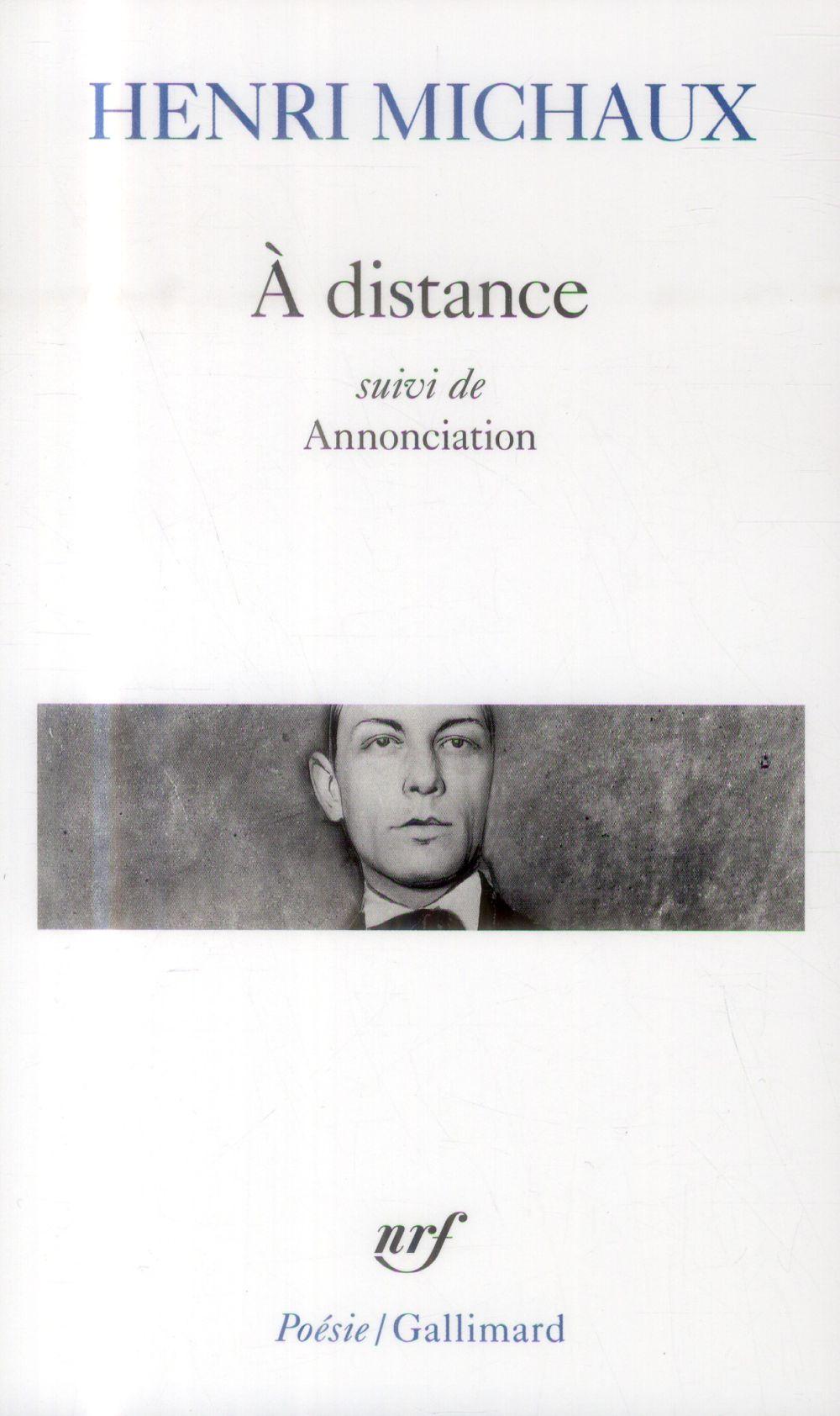 A Distance ; Annonciation