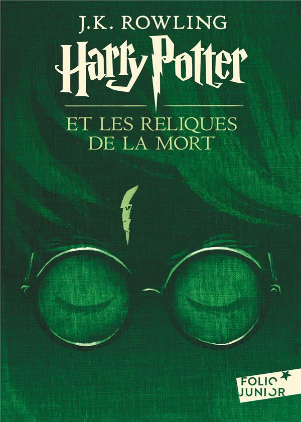 Harry Potter T.7 ; Harry Potter et les reliques de la mort