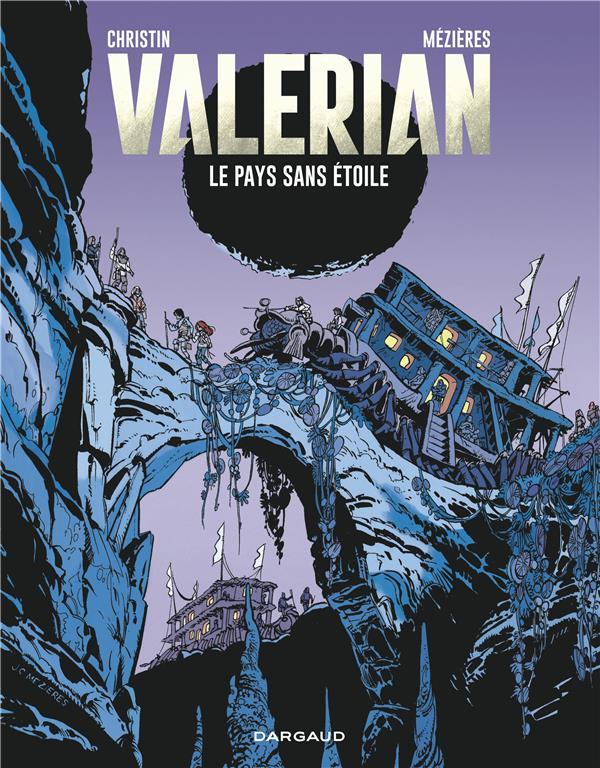 Valérian T.3 ; le pays sans étoile
