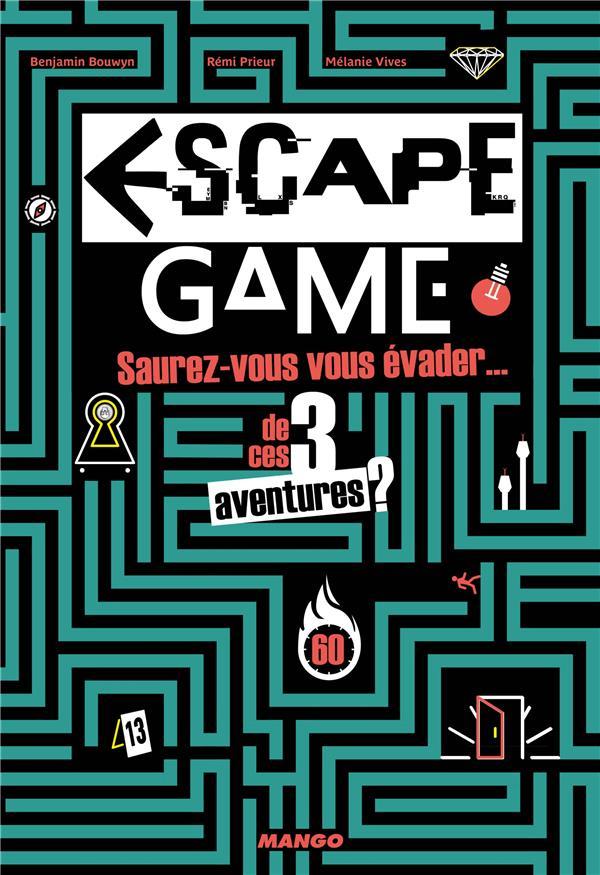 Escape game ; saurez-vous vous évader ?