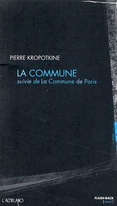 La commune ; la commune de paris
