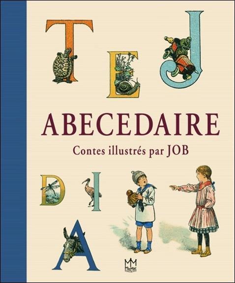 Abecedaire Job Mic Mac Editions Grand Format Montbarbon Bourg En Bresse
