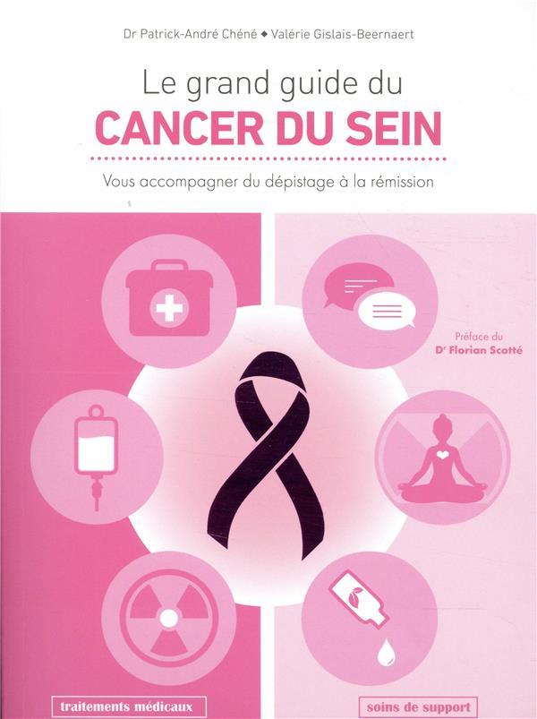 Le grand guide du cancer du sein