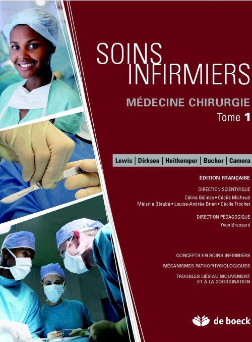 soins infirmiers médecine-chirgurgie (2e édition)