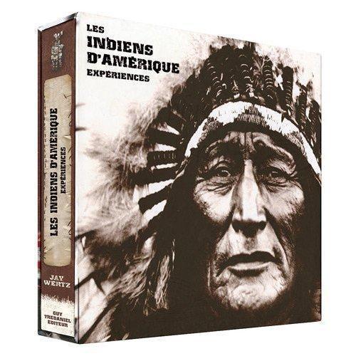 Les Indiens D'Amerique ; Coffret