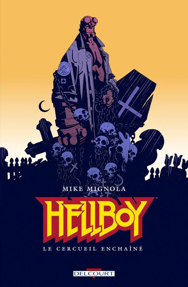 Hellboy T.3 ; Le Cercueil Enchaine