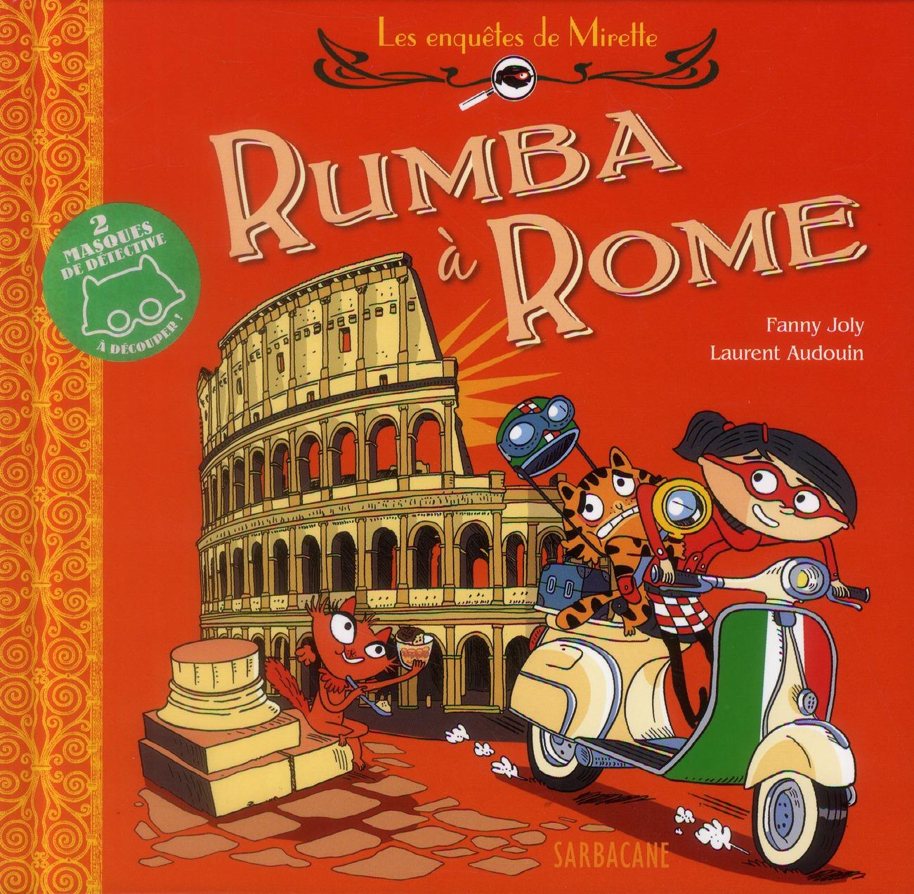 Rumba à Rome