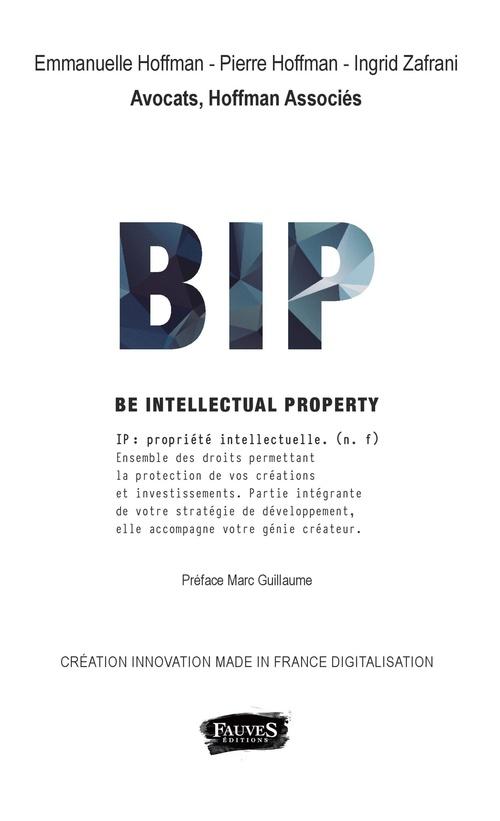 Bip ; be intellectual property