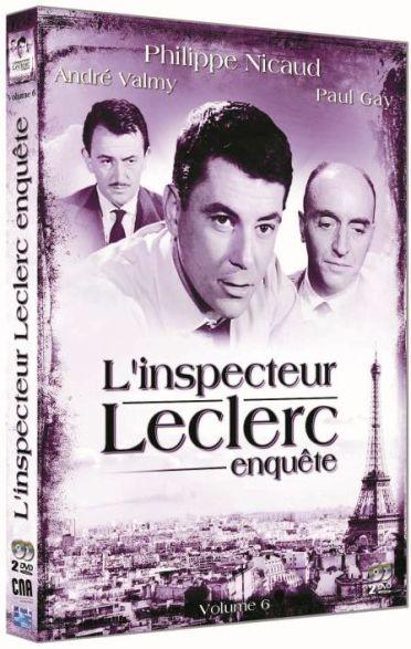 L'Inspecteur Leclerc enquête - Volume 6