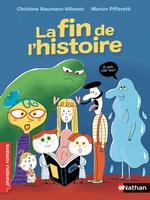 Vente EBooks : La fin de l'histoire - Roman Humour - De 7 à 11 ans  - Christine Naumann-Villemin