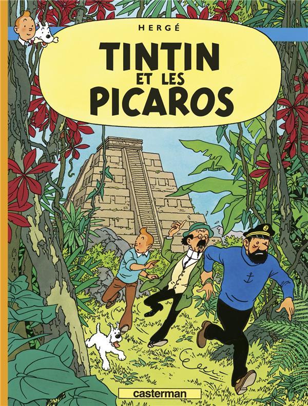 Les aventures de Tintin T.23 ; Tintin et les Picaros