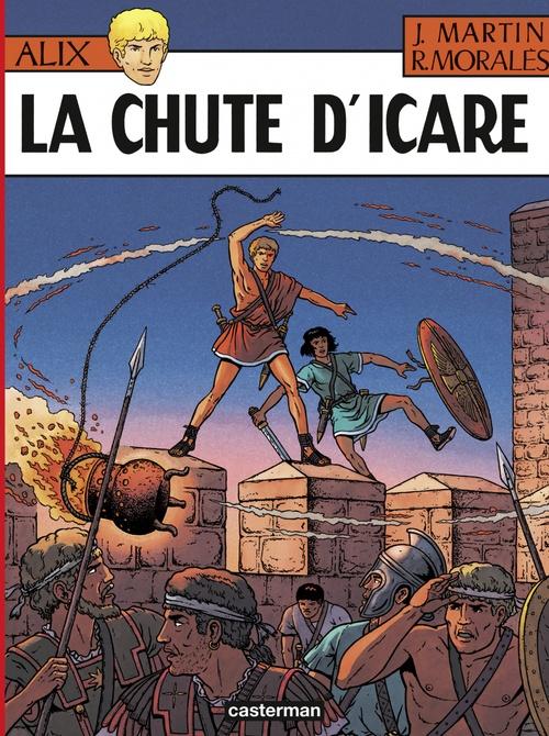 Alix (Tome 22) - La Chute d'Icare