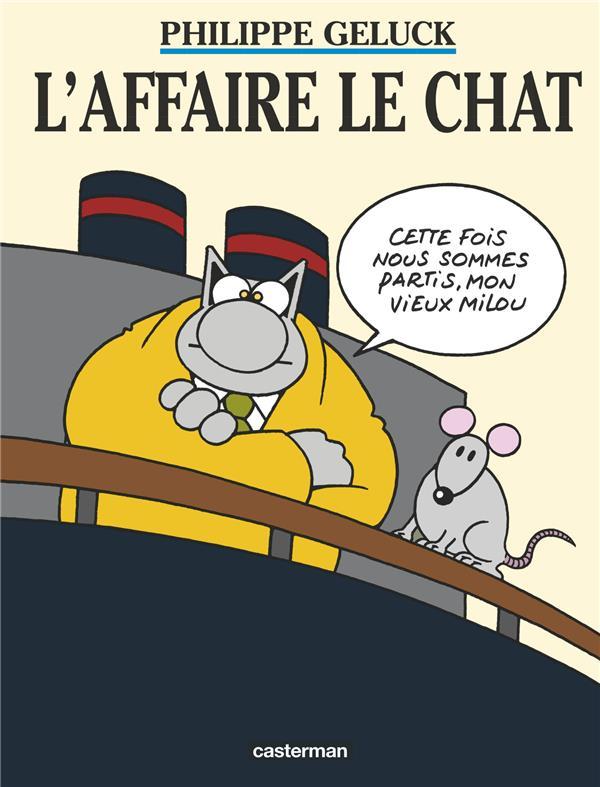Le Chat t.11 ; l'affaire le chat