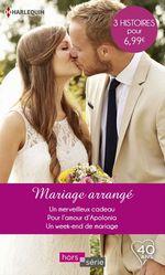 Vente Livre Numérique : Mariage arrangé  - Rebecca Winters - Jackie Braun - Shirley Jump