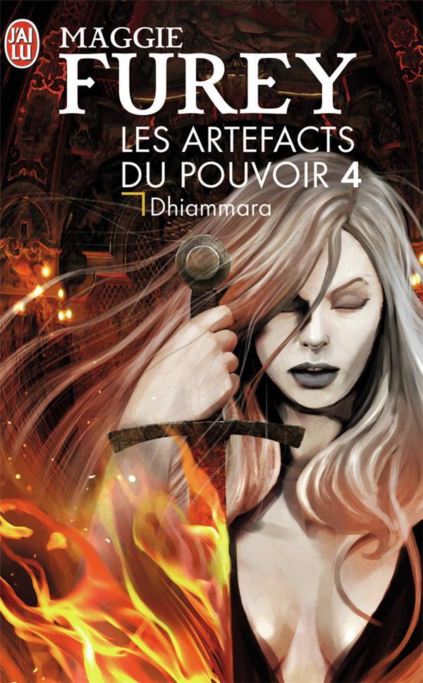 Les artefacts du pouvoir t.4 ; Dhiammara