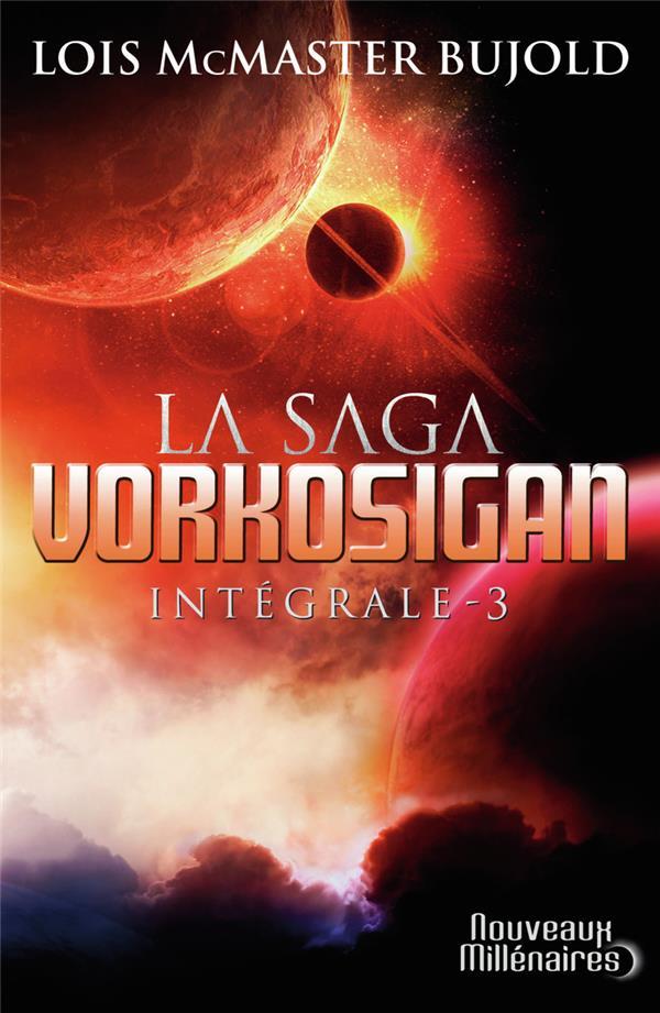 La saga Vorkosigan ; INTEGRALE VOL.3 ; T.7 A T.11