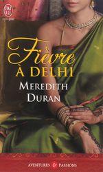 Vente Livre Numérique : Fièvre à Delhi  - Meredith Duran