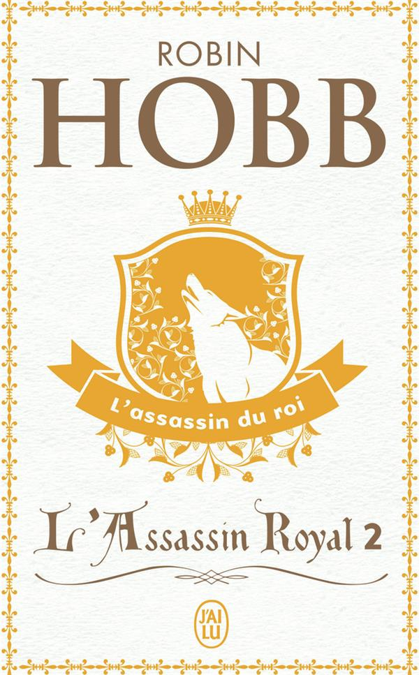 L'assassin royal T.2 ; l'assassin du roi