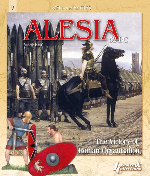 Alesia, the victory of roman organization