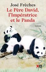 Le Pére David, l'impératrice et le panda