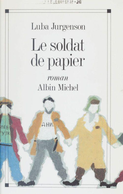 Le soldat de papier