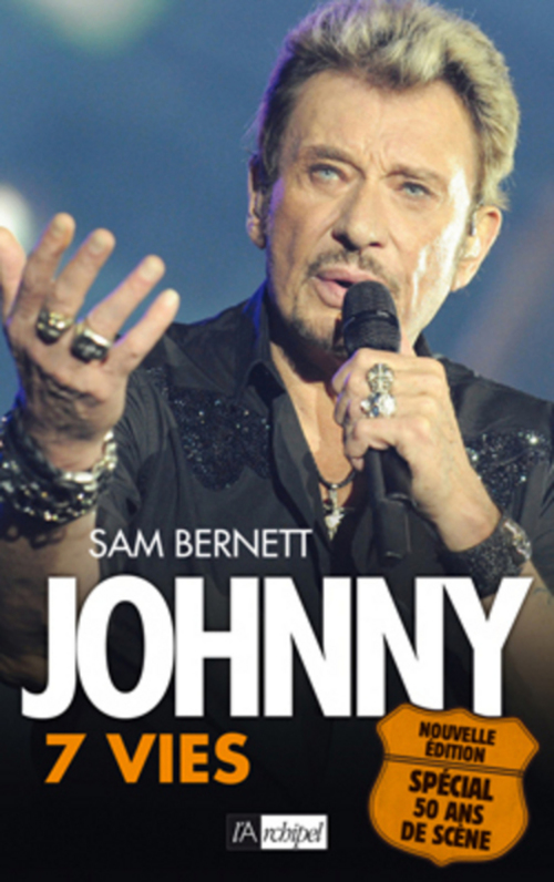 Johnny ; 7 vies (édition 2010)