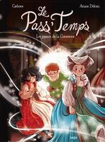 Vente Livre Numérique : Le pass'temps ; les joyaux de la couronne  - Carbone - Ariane Delrieu