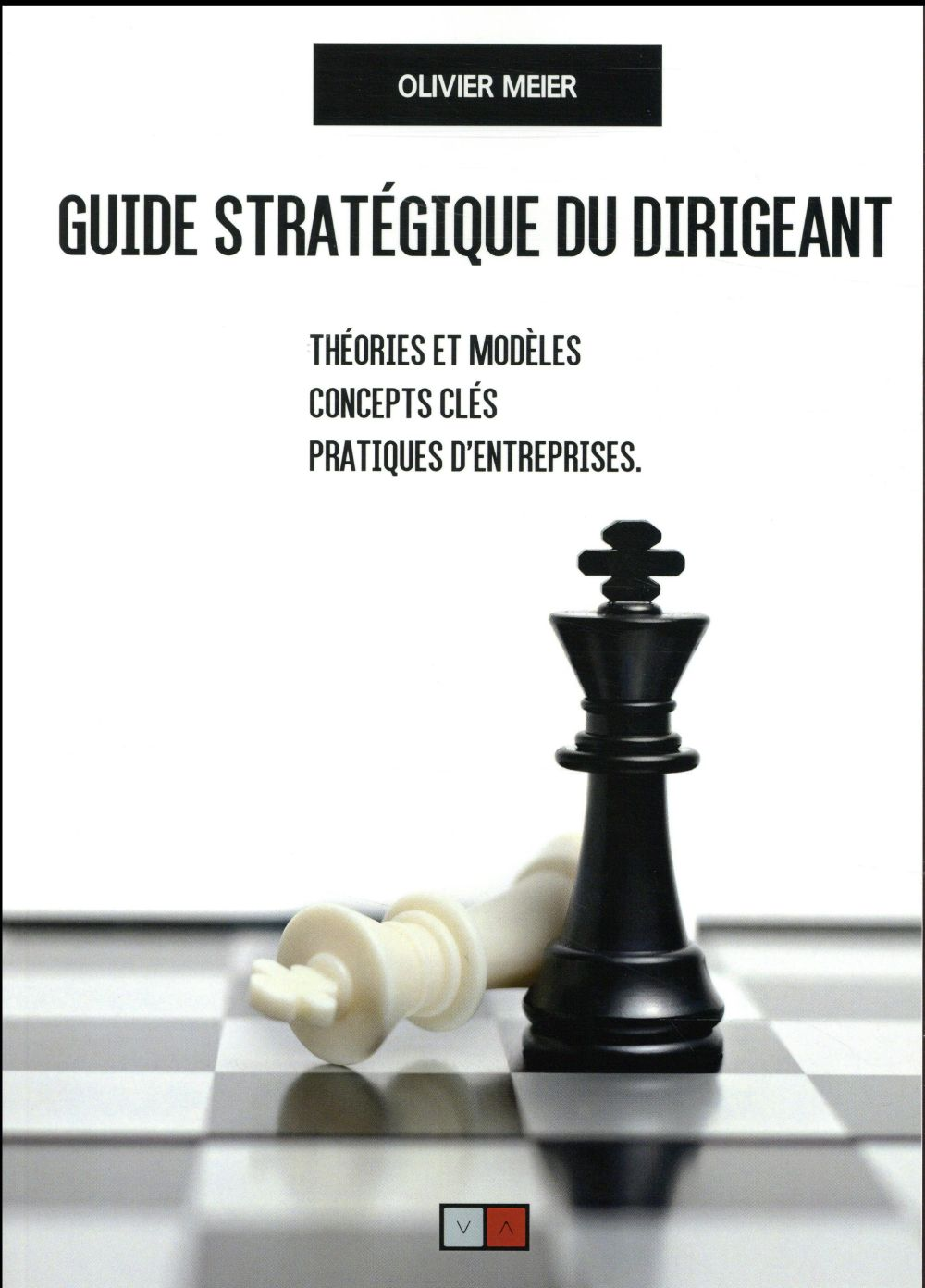 Guide stratégique du dirigeant