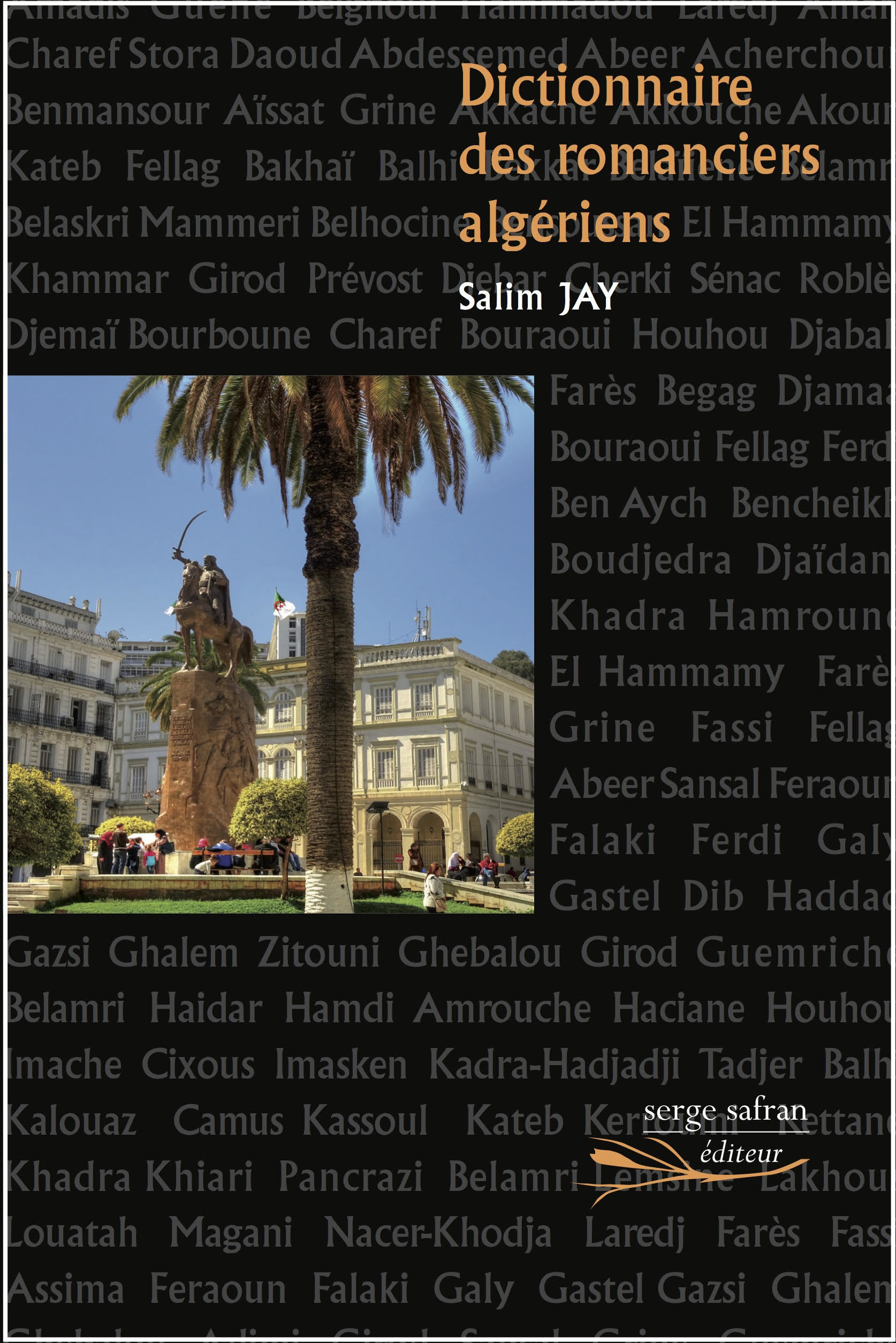 Dictionnaire des romanciers algériens