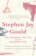 Vente EBooks : The Hedgehog, The Fox And The Magister's Pox  - Stephen Jay Gould