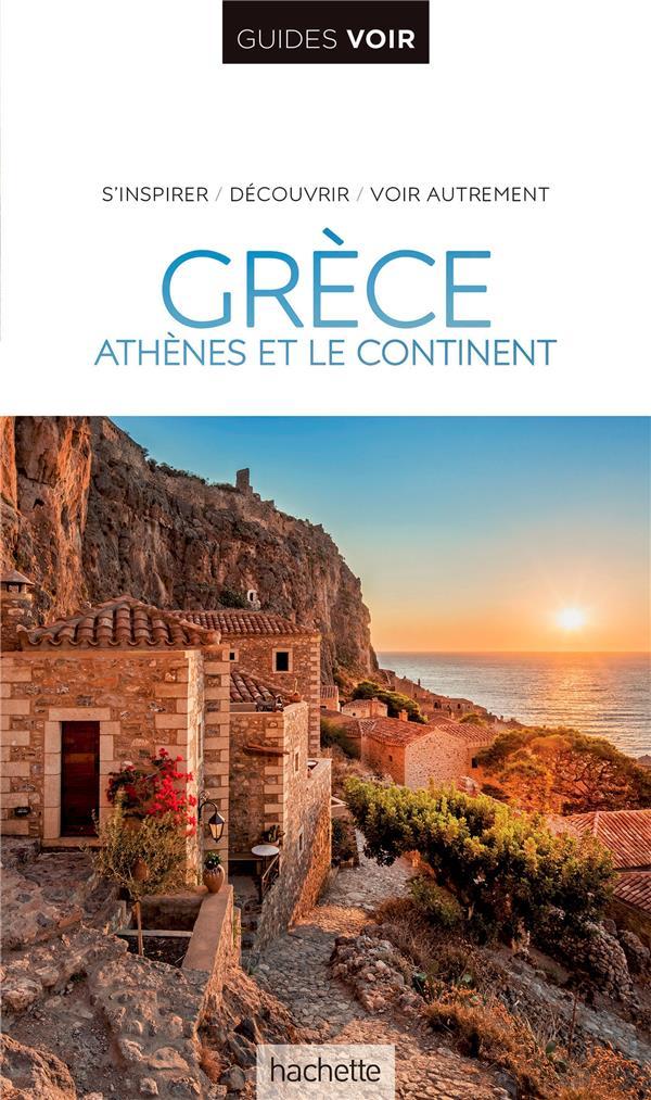 Guides voir ; Grèce ; Athènes et le continent