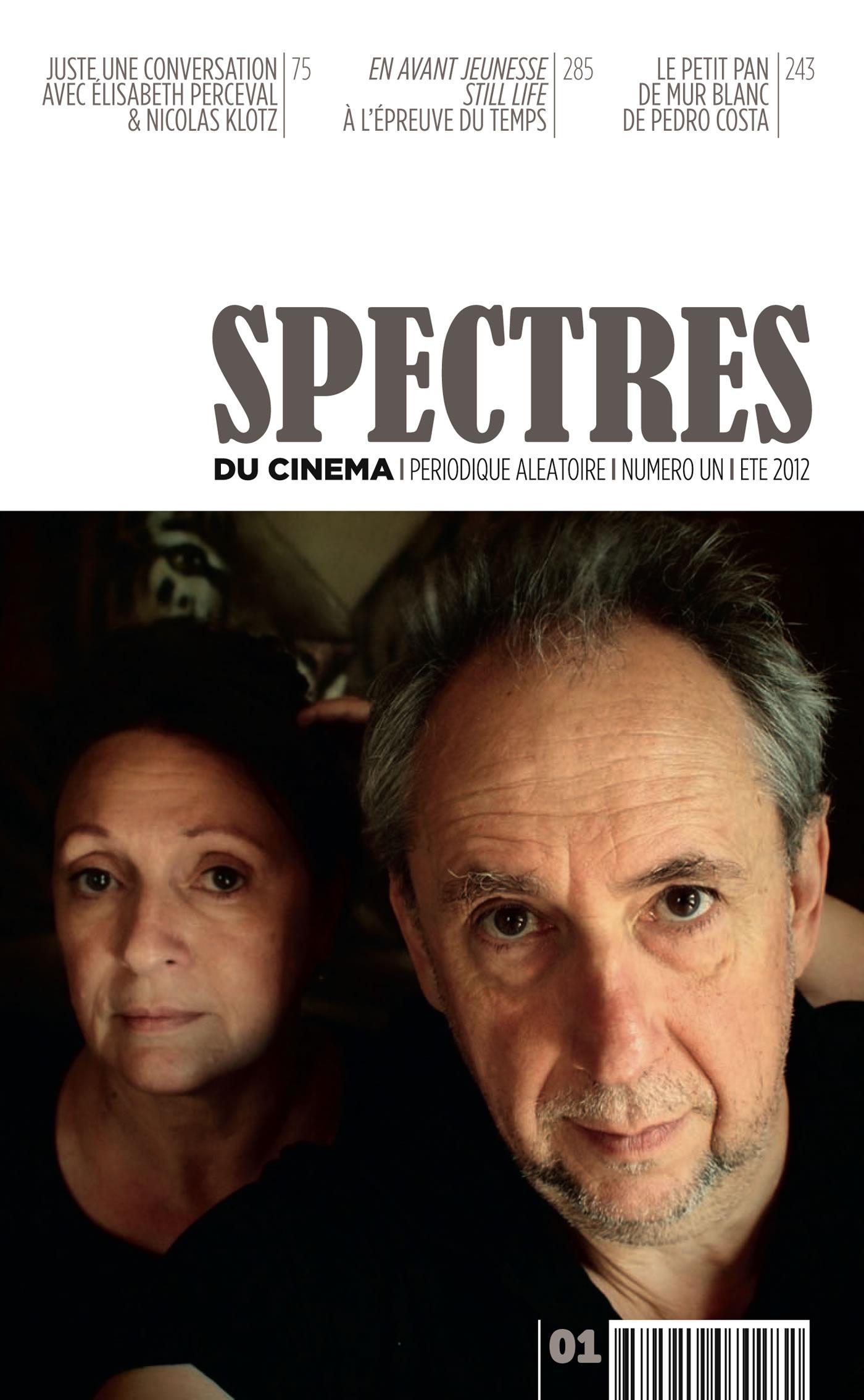 Spectres du cinéma t.1