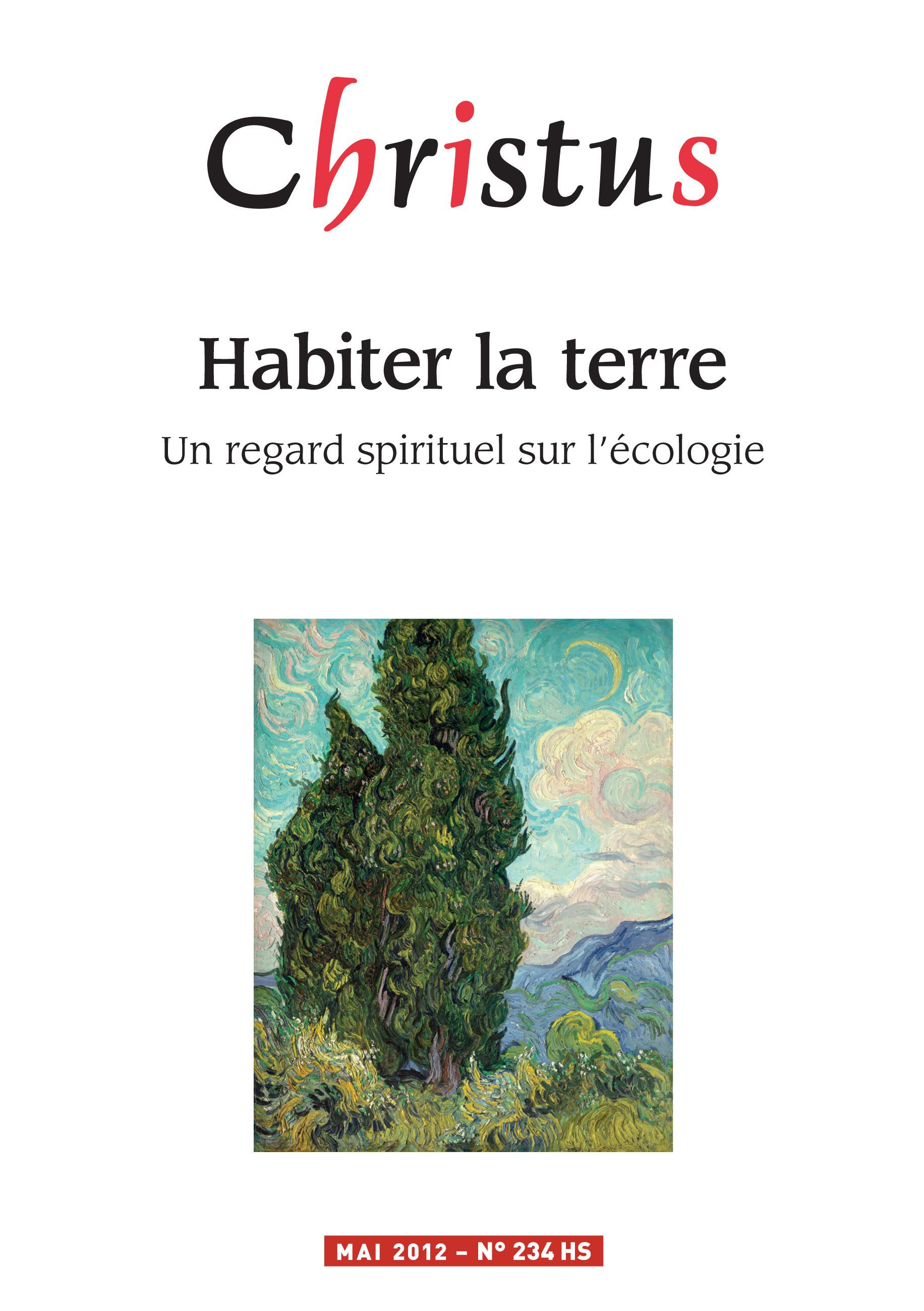 Revue christus ; Christus Hors-Série 2012