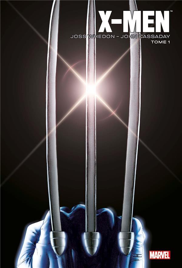 Astonishing X-Men Par Whedon Et Cassaday T.1