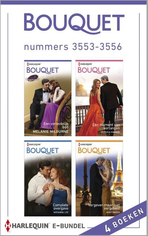 Bouquet e-bundel nummers 3553-3556 (4-in-1)
