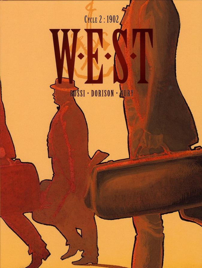 W.E.S.T t.3 et t.4