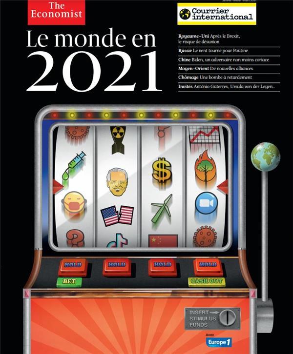 Courrier international hs n 81 - le monde en 2021 - janvier 2021