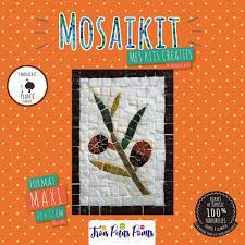Mosaikit ; olive