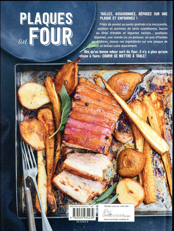 Plaques au four ; 50 plats faciles tout en un pour nourrir ma tribu