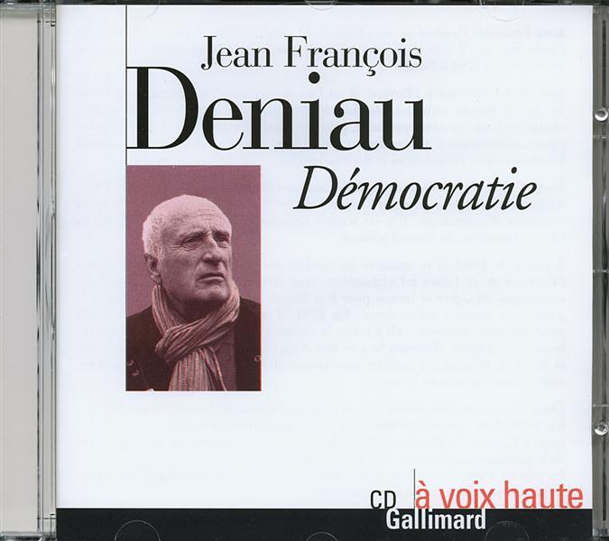 democratie - audio