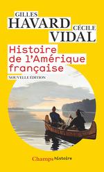 Vente Livre Numérique : Histoire de l´Amérique française  - Gilles Havard - Cécile Vidal