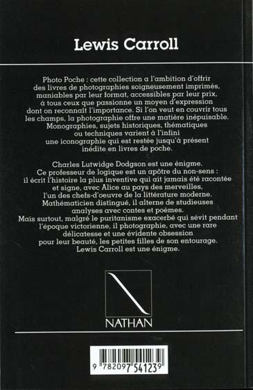 lewis carroll n 75 - texte de colin ford