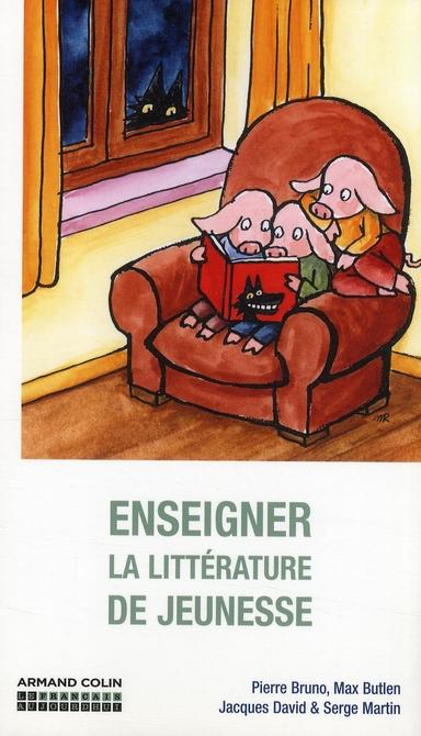 Revue le francais d'aujourd'hui t.h-s; enseigner la litterature de jeunesse
