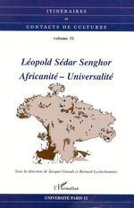 Léopold Sédar Senghor (31 bis)  - Bernard Lecherbonnier - Lecherbonnier - Jacques Girault