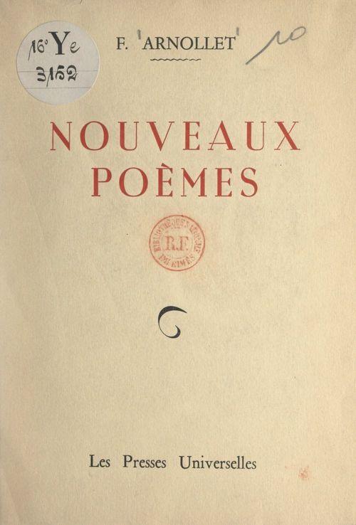 Nouveaux poèmes